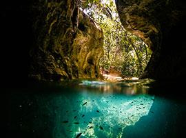 COOL CAVE FACTS: Spelunking in Belize