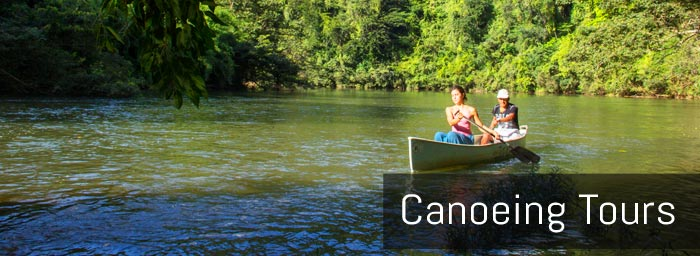 Belize Cave Exploration/Canoeing Tours